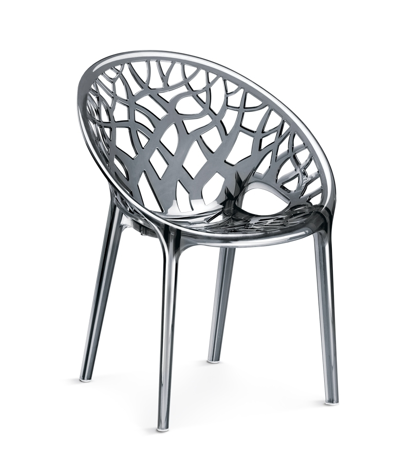 MODEL #: CRYSTAL-CHAIR-DREAM-GREY